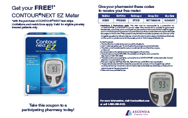 Free contour meter coupon